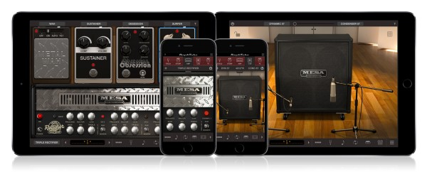 Guitarists, sign up for our latest giveaway to win AmpliTube MESA/Boogie