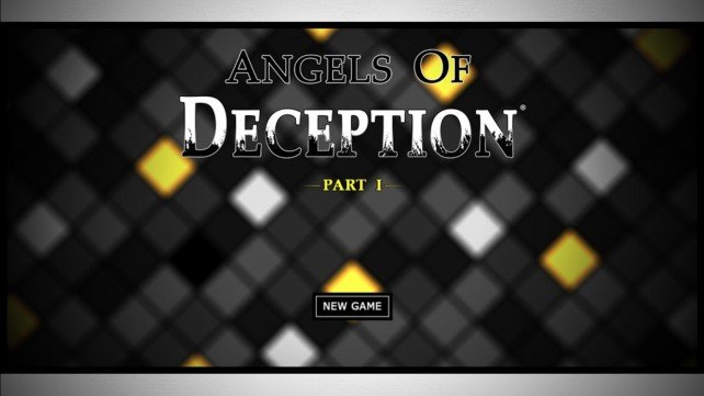 Investigate a secret society in Angels of Deception: Part I