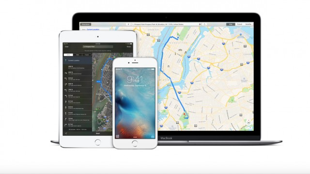 Apple may be planning some big additions for Maps in iOS 10