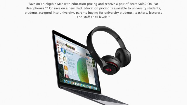 Apple's Back to School Promotion returns to Australia and New Zealand