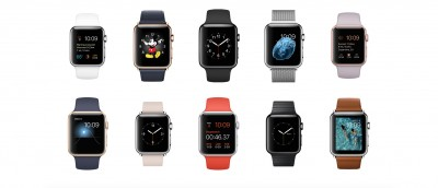 Apple is looking to expand the number of clock faces in future versions of WatchOS