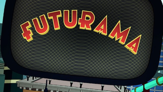 Good news, everyone! Futurama: Game of Drones is here