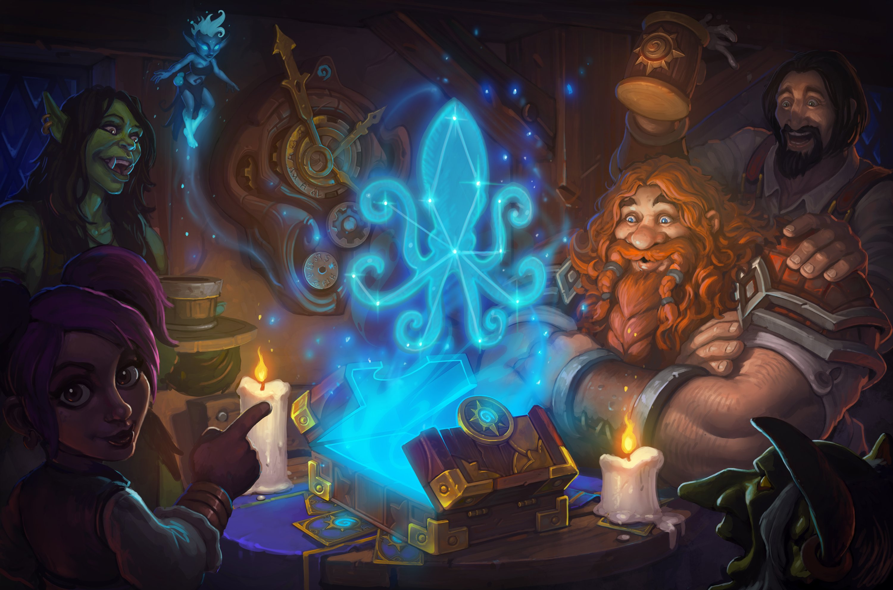 A new way to play Hearthstone: Heroes of Warcraft will arrive this spring