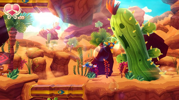 Beautiful platformer Heroki flies onto the Apple TV with a new update