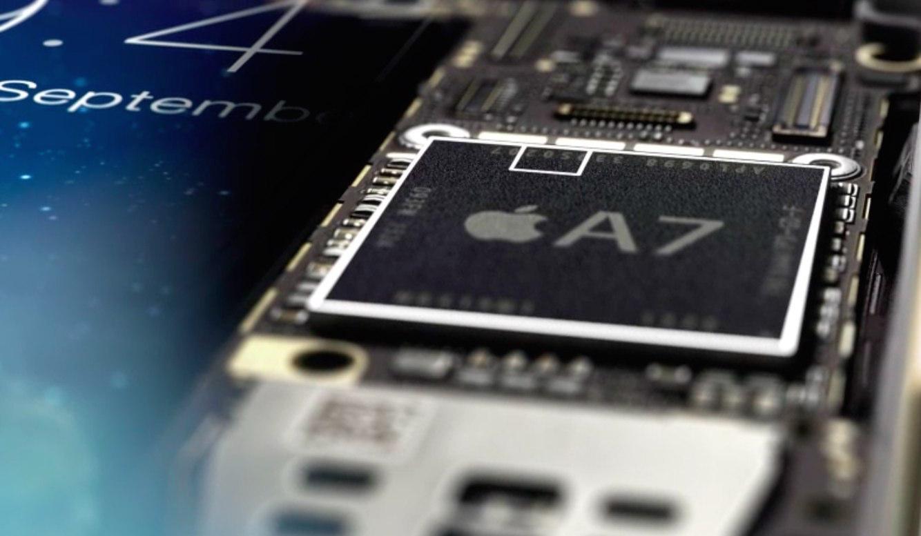 iPhone Apple A7 Secure Enclave
