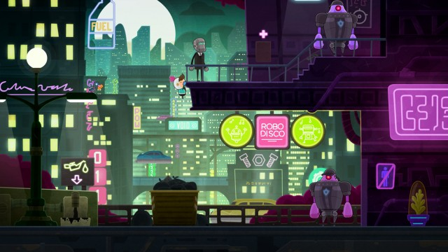 Love You To Bits Is An Endearing Point And Click Puzzle Adventure