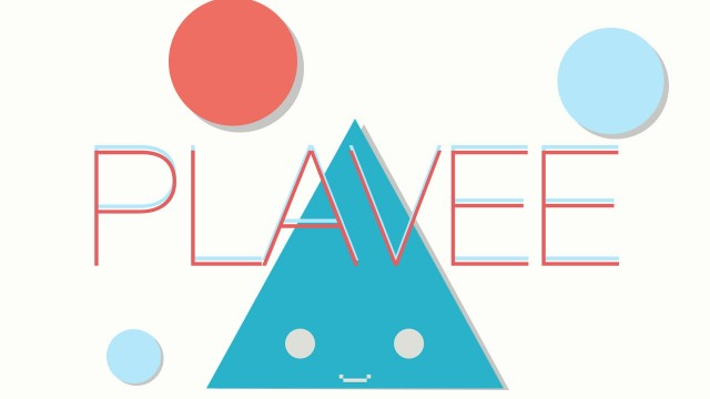 Get colored balls into the right goals with Plavee on Apple TV