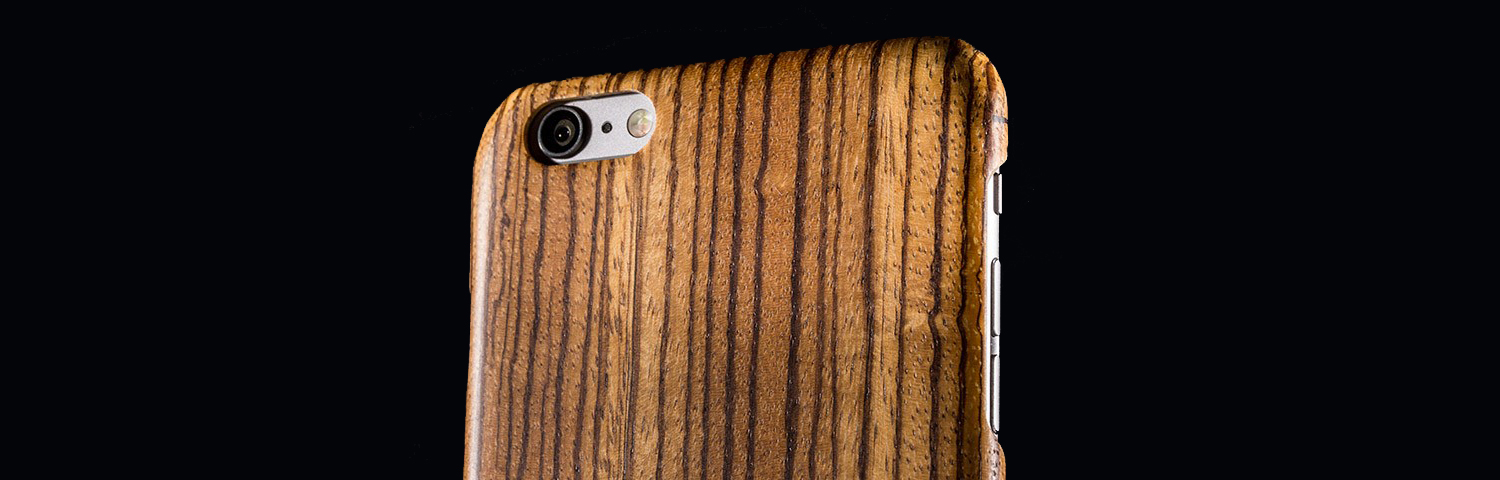 Pad & Quill's new Woodline iPhone cases are five times stronger than steel