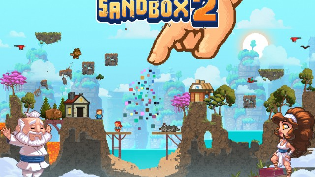 Help select the official name for The Sandbox 2, arriving sometime this year