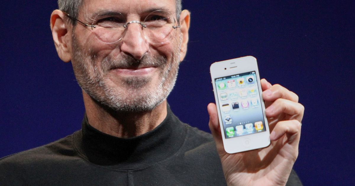 Watch an animated biography of Steve Jobs on his birthday