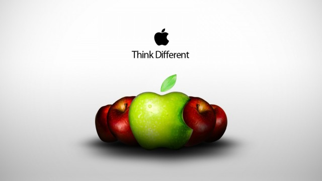 Think different again, as Apple updates the slogan's trademark