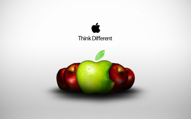 Credit Card For Bad Credit >> Think different again, as Apple updates the slogan's trademark