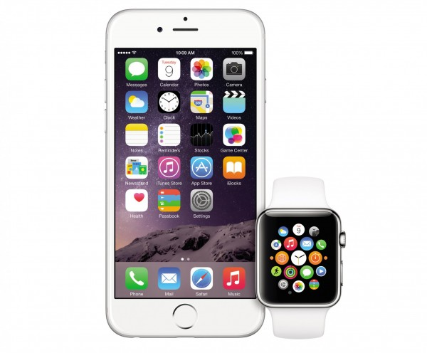 An Apple Watch could one day automatically adjust your iPhone's volume