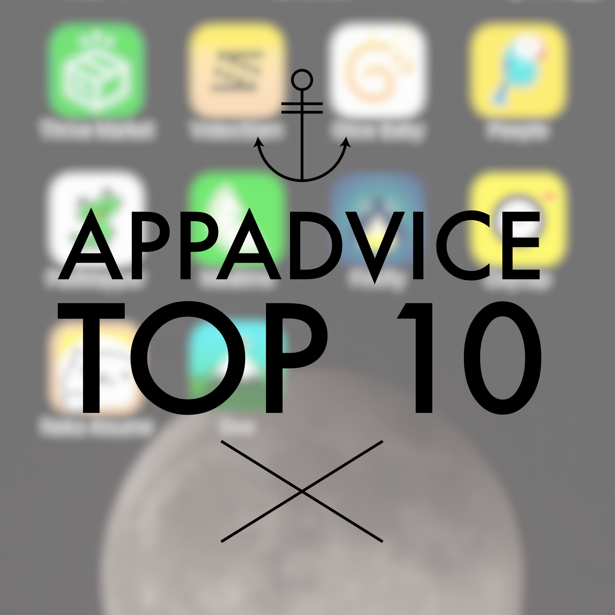 AppAdvice Top 10 - catch up on your apps