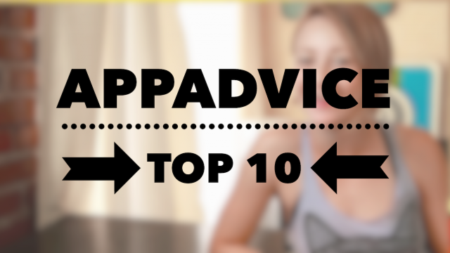 AppAdvice Top 10! Food, fitness and Travel apps!