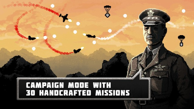 Pilots of the Dawn is like Luftrausers but for iOS