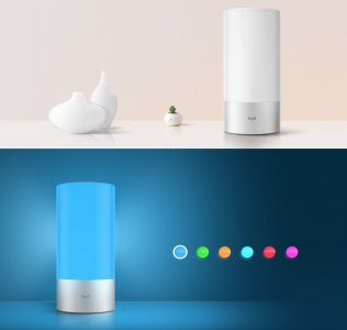 Light the way with Bluetooth-enabled Yeelight Bedside Lamp