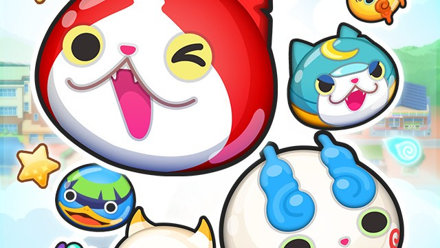 Connect, pop and collect the yokai in Yo-Kai Watch Wibble Wobble