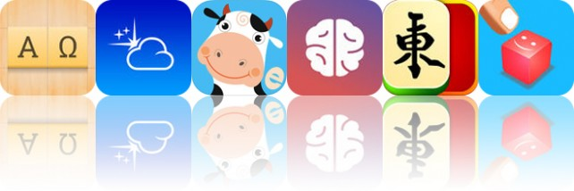 Today's apps gone free: Alpha Omega, Sky Live, Animal Farm Puzzle and more