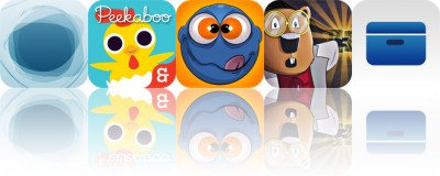 Today's apps gone free: Pause, Peekaboo Barn Farm Day, Monster Math and more