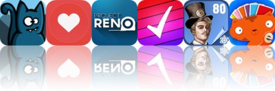 Today's apps gone free: Bronko Blue, Loving U, Project Reno and more