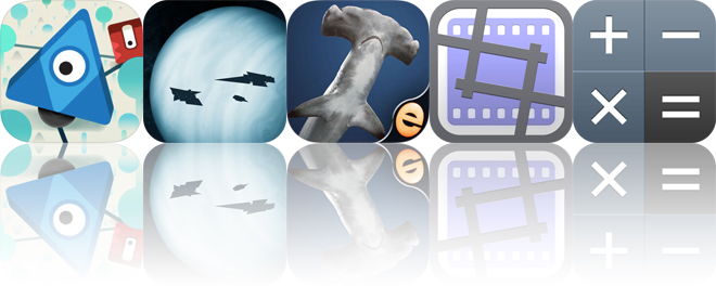 Today's apps gone free: Sputnik Eyes, Sol Invictus, Shark Puzzles and more