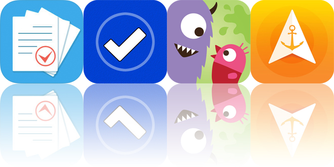 Today's apps gone free: Docs and Works, Primo Do, Sago Mini Monsters and more