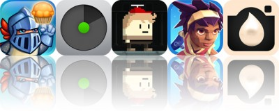 Today's apps gone free: Muffin Knight, Pronto, Owen's Odyssey and more