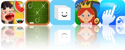 Today's apps gone free: Toca Kitchen 2, TicToe Fury, Tofu Go and more