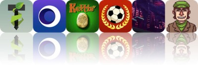 Today's apps gone free: BrightRidge, Tadaa SLR, Keltis and more