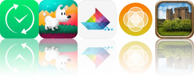 Today's apps gone free: Chrono Plus, Mimpi, Sea of Squares and more