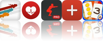 Today's apps gone free: Lines, Blood Pressure Assistant, Runtastic Squats and more