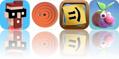 Today's apps gone free: Tayasui Blocks, Maze Zen, Stickyboard 2 and more