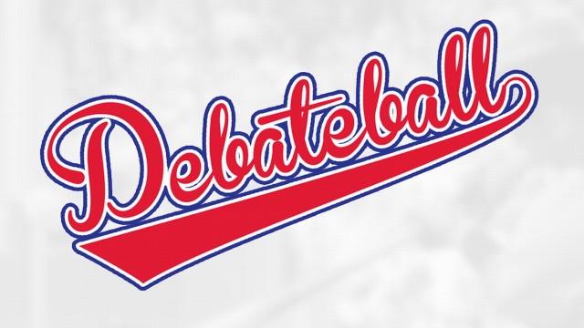Debateball turns presidential debates into baseball games