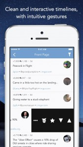 Milkeddit is a beautiful app to browse reddit on your iPhone