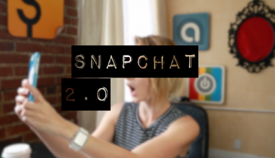 Snapchat 2.0 adds video calling, stickers and more