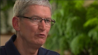 Watch Charlie Rose's full interview with Apple CEO Tim Cook
