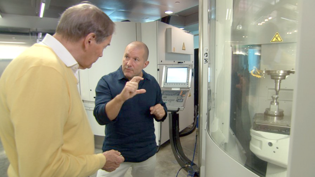 Charlie Rose posts an extended interview with Apple's Jony Ive