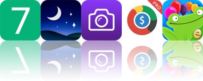 Today's apps gone free: Quick Fit, Star Rover, deGeo Camera and more