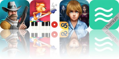 Today's apps gone free: Space Marshals, Lily and Band, Lost Souls and more