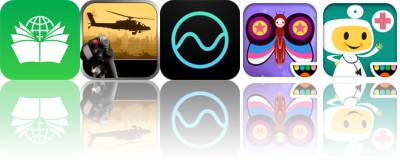 Today's apps gone free: WorldABC, Apache 3D Sim, Noizio and more