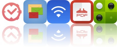 Today's apps gone free: aTimeLogger, Envelope, WiFiMan and more