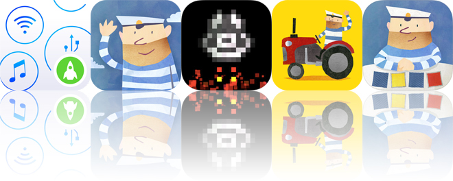 Today's apps gone free: Pocket Drive, Fiete, Starseed and more