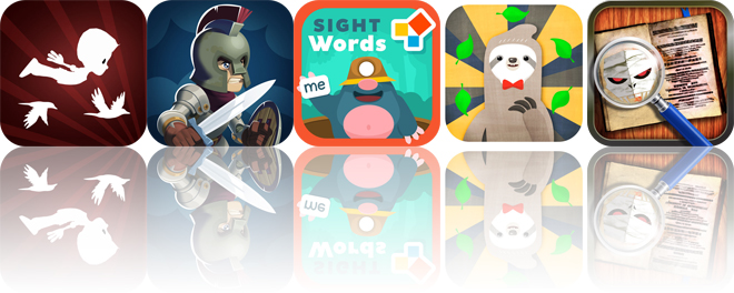 Today's Apps Gone Free: Bird Jumper, BlitzKeep, Sight Words and More