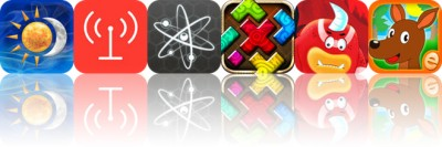 Today's Apps Gone Free: Focalware, Data Widget, Chemio and More