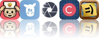 Today's Apps Gone Free: Emoji Party, Milkeddit, Multiple Exposure and More