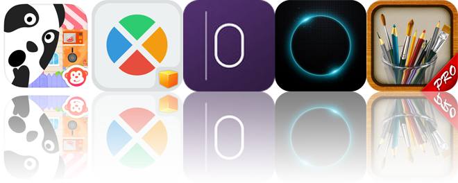 Today's Apps Gone Free: Monki Home, Huerons, OftenType and More