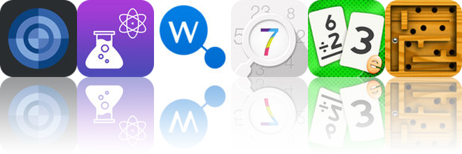 Today's Apps Gone Free: Thyra, Science Pro, WikiLinks and More