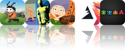 Today's Apps Gone Free: Mos Speedrun 2, Rogue Agent, Music With Grandma and More