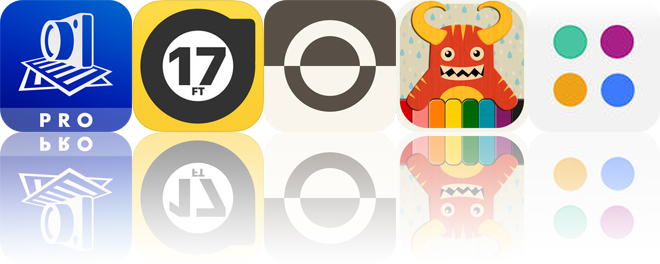 Today's apps gone free: SharpScan, Ruler, Fonta and more